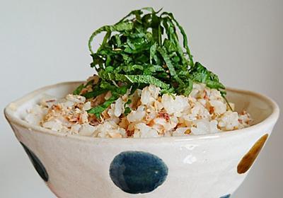 簡単混ぜるだけ!鯖缶で混ぜご飯【レシピ】 - おおまめとまめ育児日記