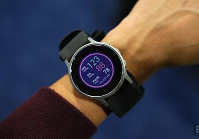 血圧測定機能付きスマートウォッチ「HeartGuide」。オムロンヘルスケアが499ドルで発売 - Engadget 日本版