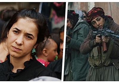 美容師を夢見ていた少女は「奴隷」として売られた 弁護士は夫を殺され兵士となった
