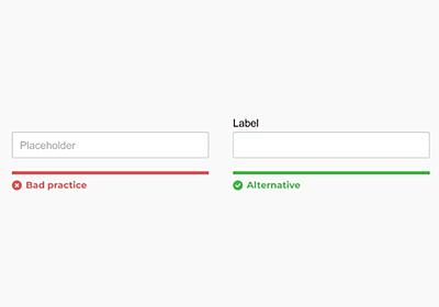 Form design best practices. Learn how to improve the design of… | by Andrew Coyle | NextUX | Aug, 2020 | Medium