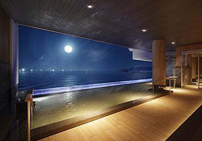 函館湯の川温泉 海と灯/ヒューイットリゾート 2021年7月1日、函館市湯川町に新規開業:時事ドットコム