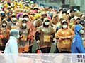 熊本のマラソン、マスクのランナーも 参加者全員に配布:朝日新聞デジタル