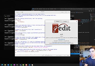 Windows 10プレビューでついにLinuxのGUIアプリが動作。オーディオやGPUも対応 - PC Watch
