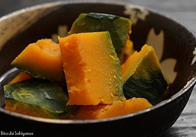【基本のお料理】フライパン・レンジでも作れるかぼちゃの煮物の作り方・レシピ【簡単・めんつゆでも】 - 生かし屋さん。