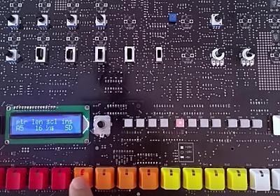大人の図工の課題に。DIYできるTR-808キットが発売 | block.fm