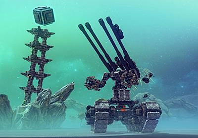 兵器クラフトゲーム『Besiege』でガンタンクを25世代にわたって作り続ける男の開発史