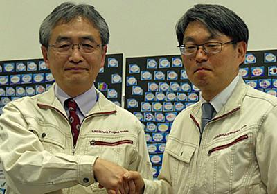 はやぶさ2の第1回目タッチダウンは完璧な成功、JAXAが宣言 | マイナビニュース