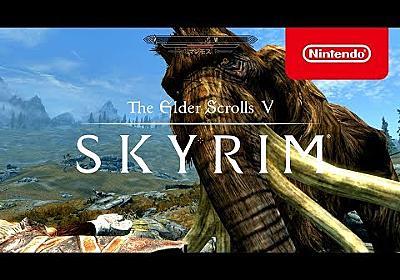 The Elder Scrolls V: Skyrim® 紹介映像