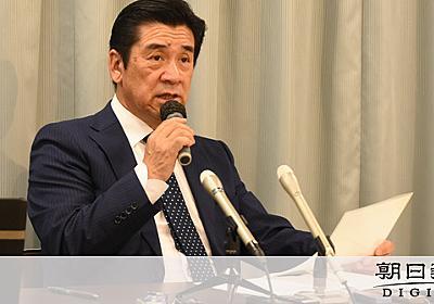 リコール事務局長、愛知県選管に再三電話 録音を入手:朝日新聞デジタル
