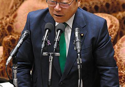 「桜田五輪相はシステムエラー」海外メディアが皮肉次々:朝日新聞デジタル