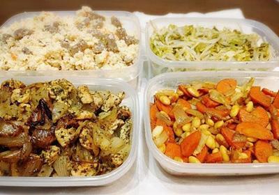 【作り置きレシピ】1/12~ 食材費¥930の1週間分お弁当を60分で完成 - 早起きパパのカジメン生活