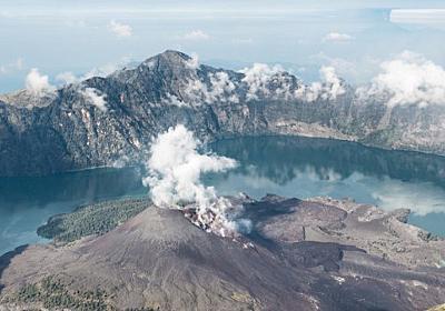 地球から夏を消失させた巨大噴火…インドネシアに巨大火山が生まれる理由(蒲生 俊敬)
