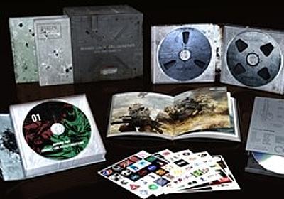 「ARMORED CORE」シリーズのオリジナルサウンドトラックが11月1日に発売。歴代シリーズすべてのゲーム内BGMが収録されたCDコレクション - 4Gamer.net