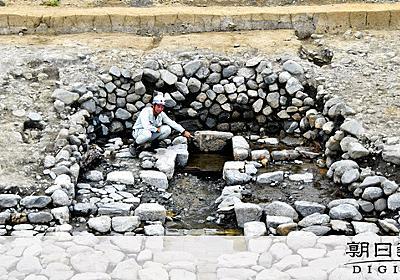 古墳時代から続く「水のまつり」? 飛鳥京跡苑池で発見:朝日新聞デジタル