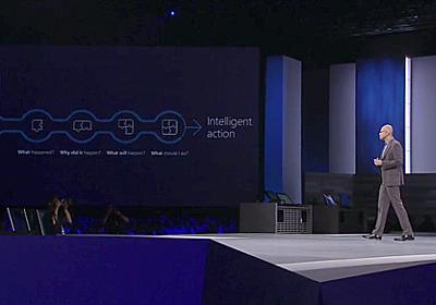 [速報]マイクロソフト、機械学習を誰でも使えるようにする「Cortana Analytics Suite」発表 - Publickey