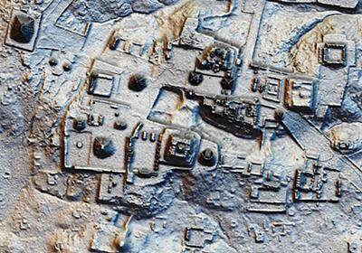 CNN.co.jp : 密林に浮かび上がるマヤ文明の遺跡 レーザー技術で発見