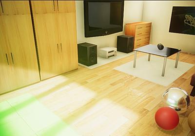 """【Unity】""""家具を動かせる"""" 部屋(ステージ)の見栄えを、出来る限り良い感じにする - テラシュールブログ"""