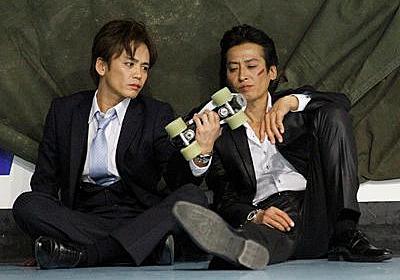 元・光GENJIの大沢樹生と諸星和己が映画で共演!正反対の道を歩む親友役 - シネマトゥデイ