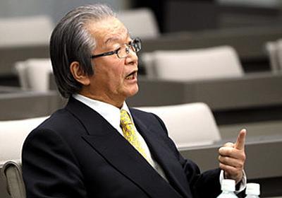 浜渦氏、激高し机たたく場面も 百条委で強気の反論:朝日新聞デジタル