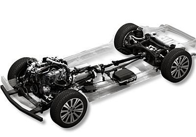 マツダ、2021年期末生産開始の縦置きパワーユニットなど「中期技術・商品方針説明会」で映像公開 - Car Watch