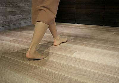 凸版印刷、センサと床材を一体化した「ロケーションフロア」開発--「トッパンIoT建材」開始 - CNET Japan