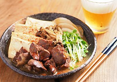 安くてウマくて栄養豊富「フライパンで鶏レバー豆腐」でいい酒が飲める【筋肉料理人】 - メシ通 | ホットペッパーグルメ