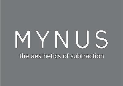 MYNUS | マイナス - iPhone design case -