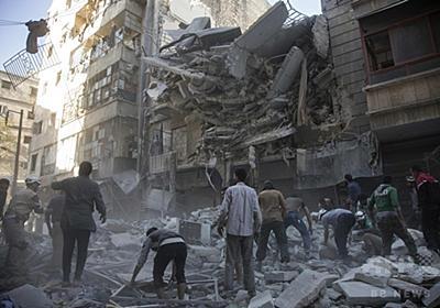 アレッポ市民、虐殺に直面する恐れ 民間防衛隊が訴え 写真6枚 国際ニュース:AFPBB News