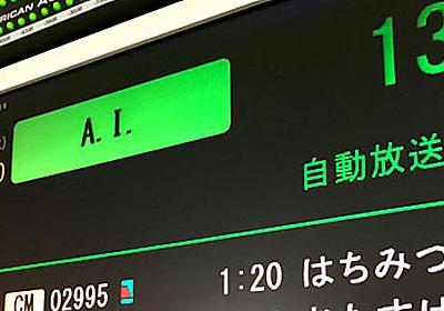 「AIアナウンサー」年間1000円の衝撃 (1/2) - ITmedia ビジネスオンライン
