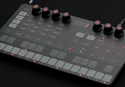 """製品開発ストーリー #43:IK Multimedia UNO Synth 〜 100%アナログ音源を積んだ、未来型""""モバイル・シンセサイザー"""" - ICON"""