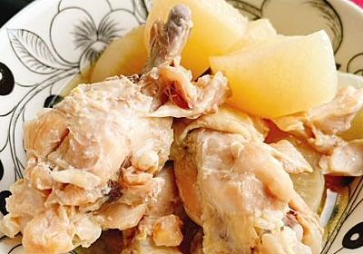 手羽元と大根の味噌煮(動画レシピ)/Chicken drumettes and daikon radish with miso. - お砂糖味醂なし生活!ほっこりおうちごはん