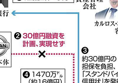 猫組長(nekokumicho)氏によるカルロス・ゴーン氏の特別背任・金商法解説 - Togetter