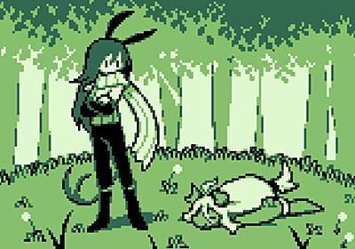 『Undertale』Temmie氏が手がけるRPG『Dweller's Empty Path』配信開始。兎耳の少女がファンタジー世界をさすらうドット絵ADV   AUTOMATON