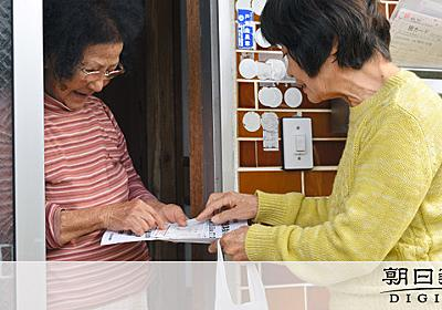 沖縄県民投票、各所で「自由」な運動 伝統の隊列も登場 - 沖縄 [沖縄県民投票]:朝日新聞デジタル