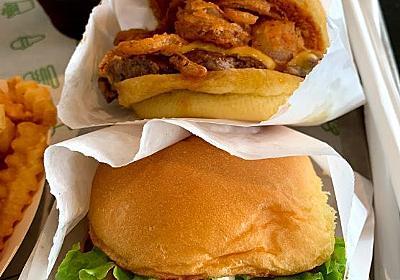久々の「Shake Shack」!新メニューのBBQバーガーも間違いない美味しさ♪ - 香港住んでみたら、意外と良かったんですけど・・・