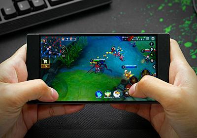 まさしくゲーム用スマホ。新Razer Phoneはカラフルに光るかも? | ギズモード・ジャパン