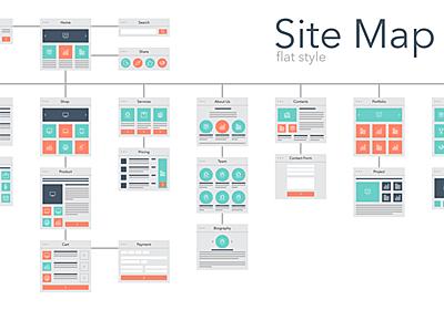 初心者でもわかる「サイトマップ」の作成法。クロー…|Udemy メディア