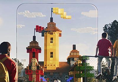 「Minecraft Earth」開発の舞台裏:その壮大なAR体験は、ミラーワールドへの大きな一歩となる|WIRED.jp