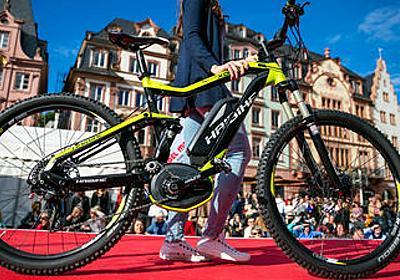 電動自転車でのトレーニングは普通の自転車よりも高い効果が得られるという研究結果 - GIGAZINE