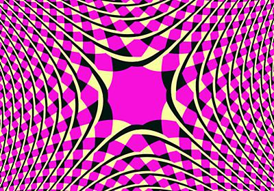 目の錯覚、誰がどうやって見つける? 学術研究で理論的に発見された錯視 (1/3) - ITmedia NEWS