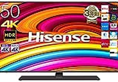 ハイセンス50A6800レビュー!4Kチューナー内蔵コスパ最強4Kテレビ - カプーノ|ガジェット・家電のレビューブログ