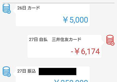 20万円もらいました - ぞヴ記