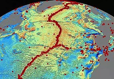 たった10%しか知られていなかった海底の残り90%の情報が衛星画像で明らかに(米研究) : カラパイア