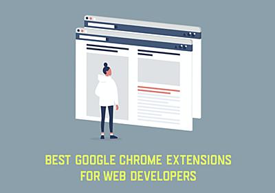 Web制作が捗る!おすすめのChrome拡張機能18選【2021年版】 | Web Design Trends