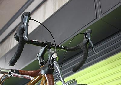 2014 LGS-GMT MTB系アルミフレームのキャリア―付きツーリングモデル  スポーツサイクルまったり選び