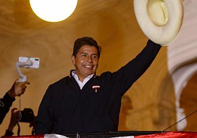 ペルー大統領選、カスティジョ氏が勝利宣言 フジモリ氏は20万票の無効主張 写真8枚 国際ニュース:AFPBB News