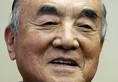 故・中曽根氏の合同葬 文科省が国立大に弔意の表明を求める:東京新聞 TOKYO Web