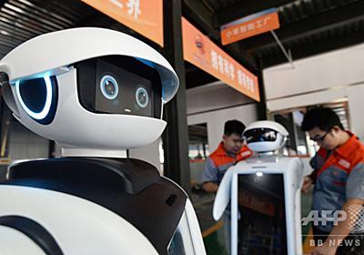 2025年、仕事量でロボットが人間を抜く 世界経済フォーラム予測 写真3枚 国際ニュース:AFPBB News