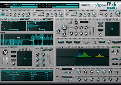 Rob Papen launches eXplorer 5 including new RAW-Kick drum plugin