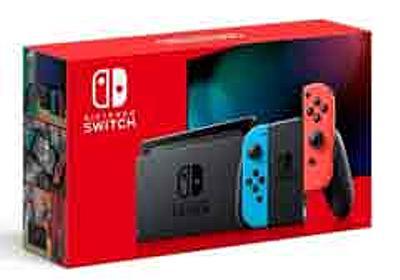 Nintendo Switchのバッテリー持続時間強化モデルが発表。駆動時間は約4.5〜9.0時間。Joy-Conの新色も登場 - 4Gamer.net